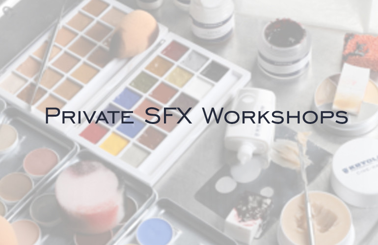 Private SFX Workshops